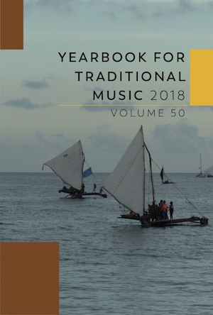 Yearbook for Traditional Music Vol. 50 (2018)