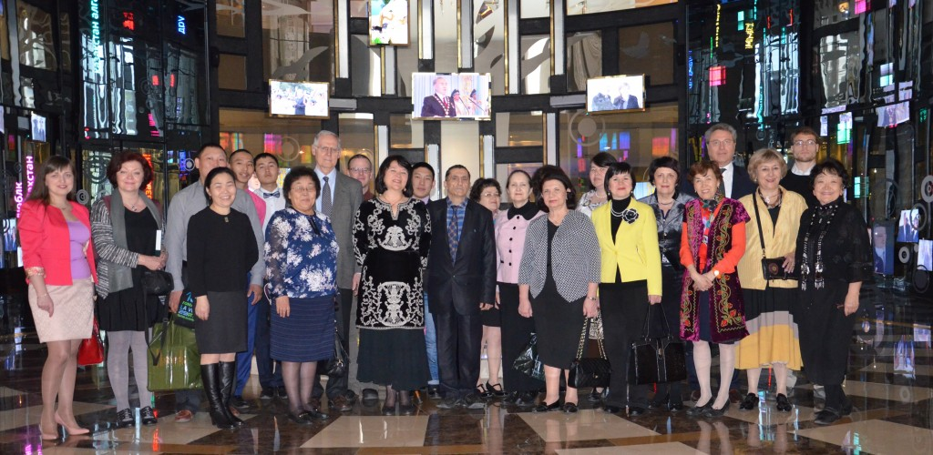 5th Symposium of the Study Group, Almaty, April 2016